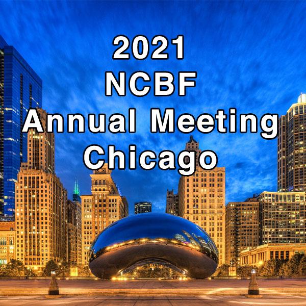 2021 NCBF Annual Meeting Webinar