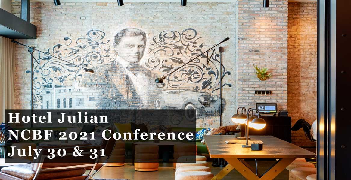 Hotel Julian, Chicago, NCBF Conference 2021