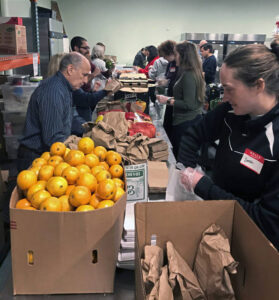 Attorneys Against Hunger Squirrel Hill Outreach