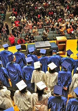 2013 Cleveland Graduation